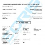 How to obtain criminal record check page 2